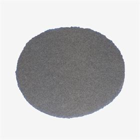 FSCD U.F. silicon carbide (grey). Non-woven product. - Non-woven velcro disc for pre-polishing lacquered surfaces and for metal       cleaning.